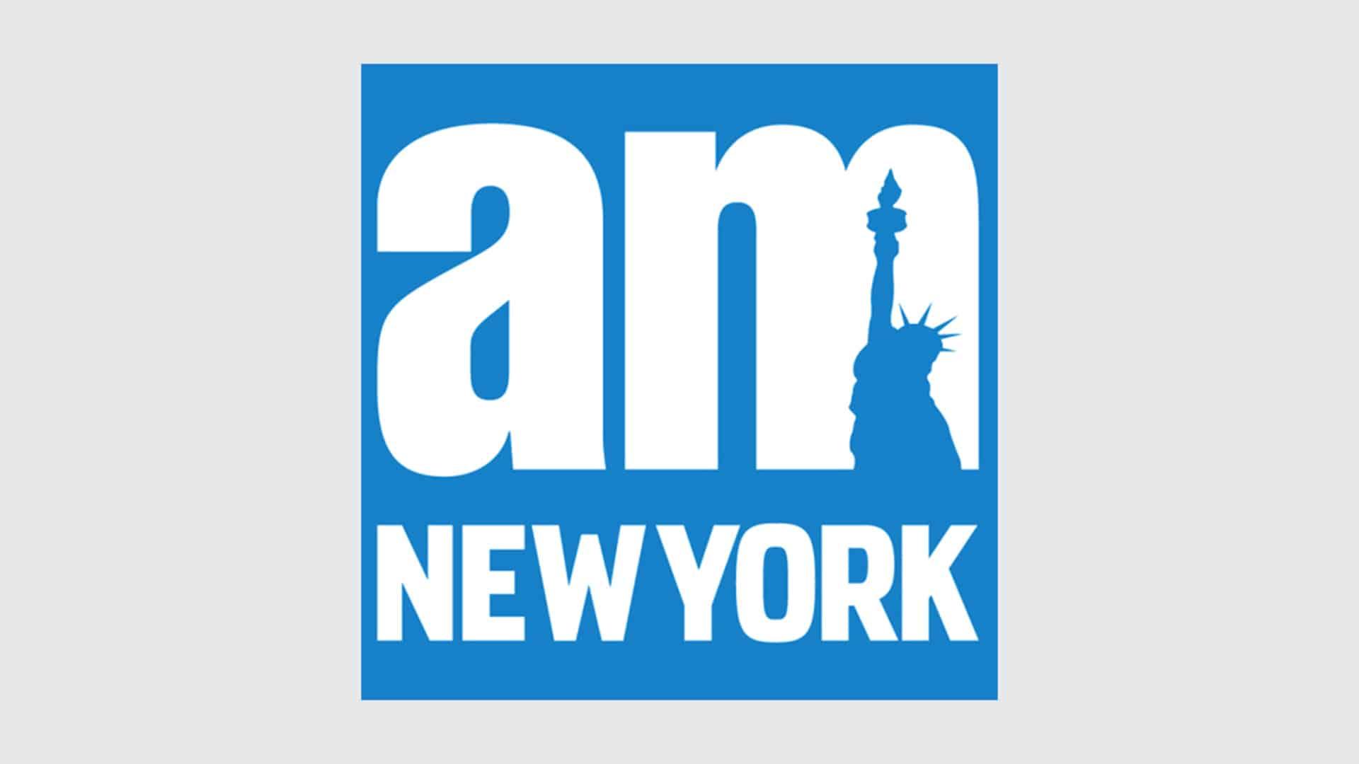 AM New York logo