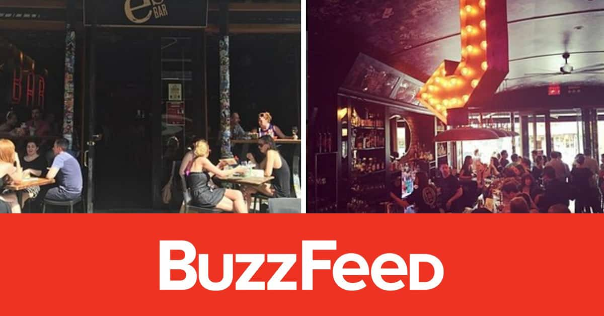 e's BAR in BUZZ Feed
