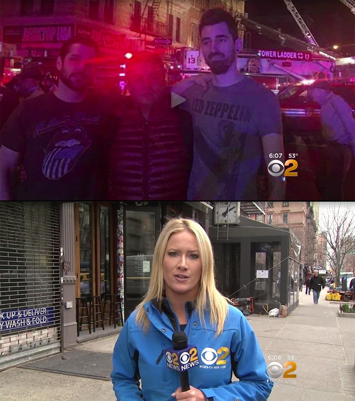e's BAR on CBS New York