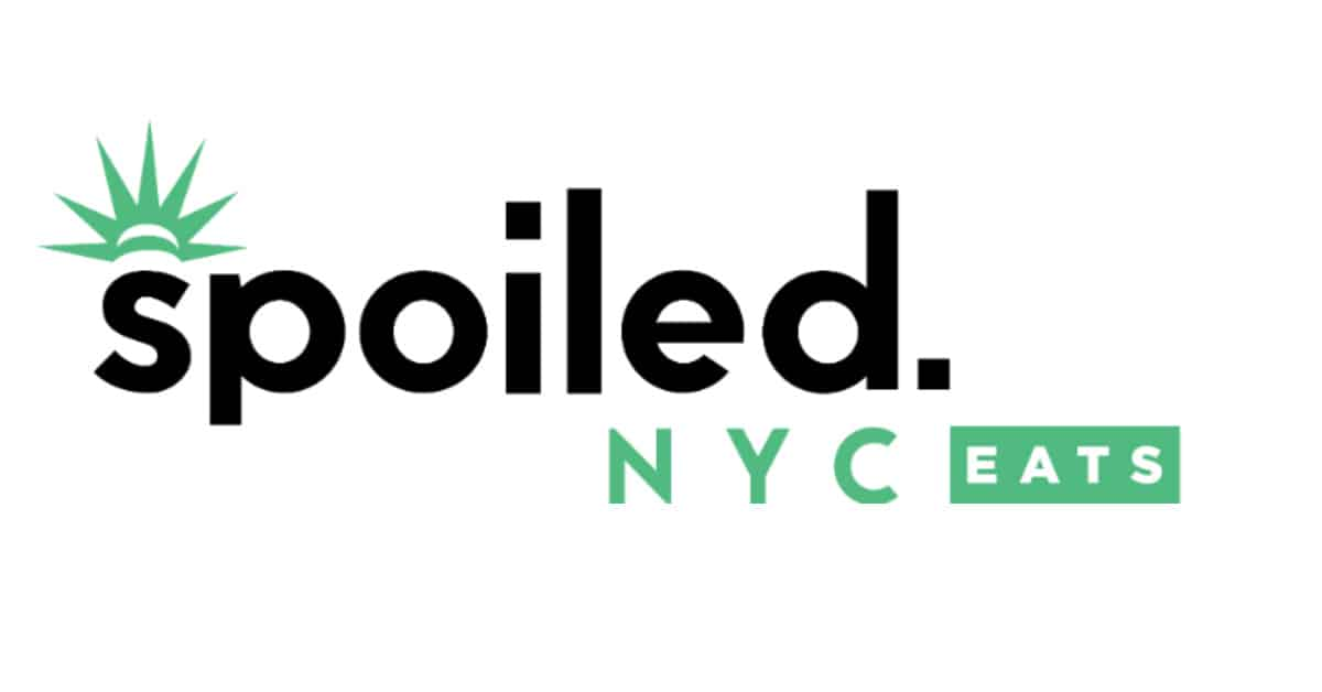 Spoiled NYC Eats logo
