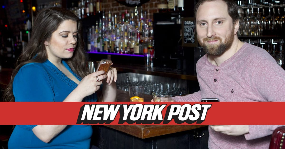 e's BAR in the New York Post
