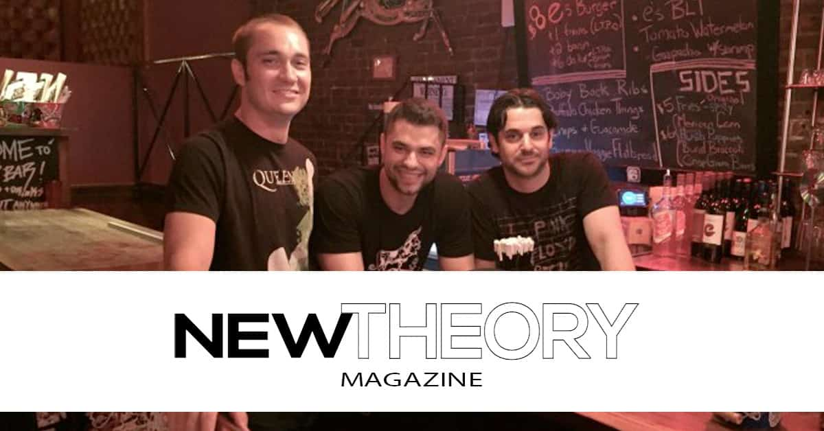 New Theory Magazine