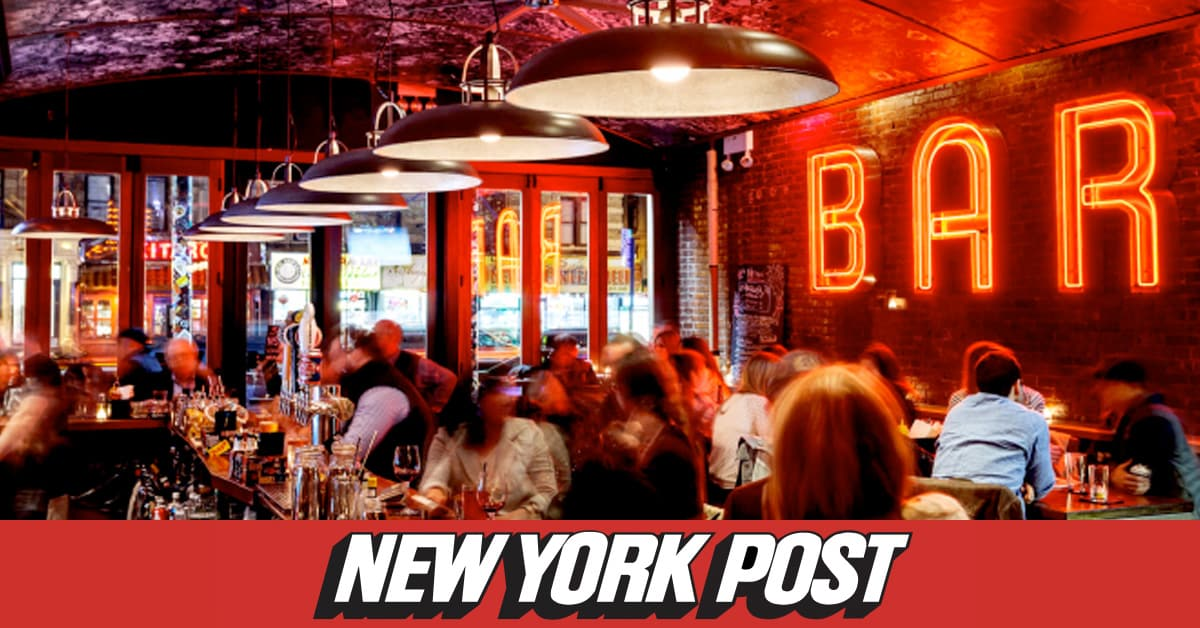 NY Magazine Press - Best Bar on UWS