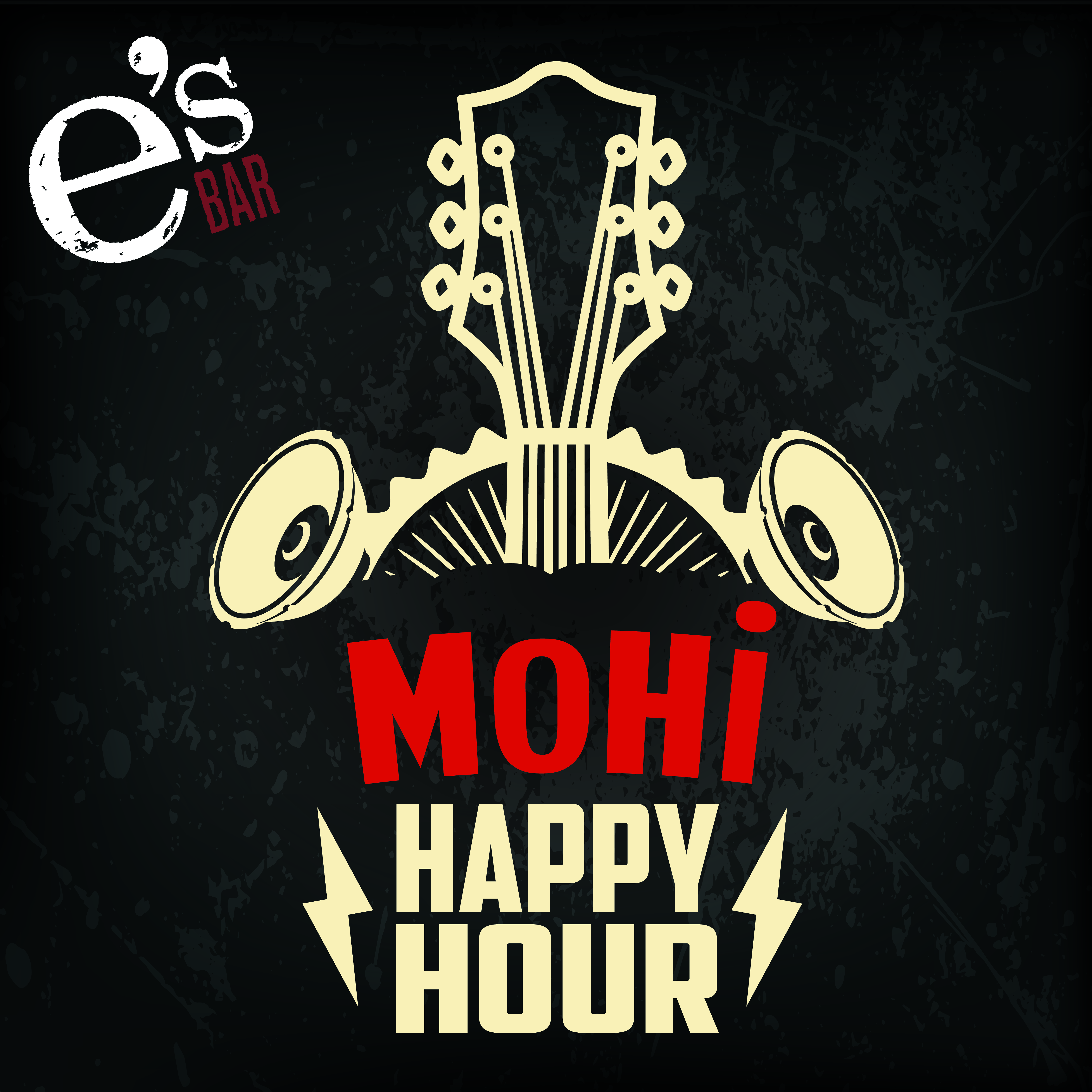 Happy Hour Specials only at the e's BAR Morningside Heights location!